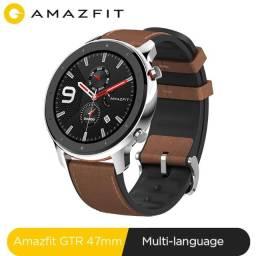 Relógio Smartwatch Xiaomi Amazfit Gtr 47mm A1902 Com Gps