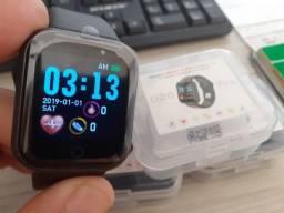 D20 pro smartwatch relógio inteligente novo na caixa pronta entrega