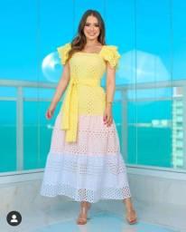 Lindo vestido da Marca Mená Brasil. Novo com etiqueta!!!!