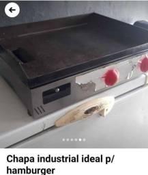 Chapa industrial