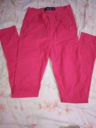 Calça jeans legging tamanho M