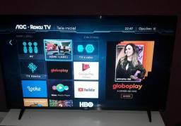 Smart TV AOC Roku LED 43''
