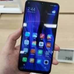 Redmi 9 64GB Preto , Lançamento Xiaomi Lacrado, 10x R$114
