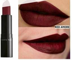 Batom Matte Mary kay Red Amore