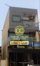 W C?d: 228 * Pr?dio Comercial e Residencial em Unamar - Tamoios/Cabo Frio!!
