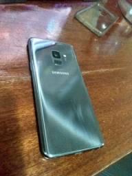 Samsung S9 128GB, vai com caixa original e todos os acessórios, troco por IPhone