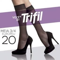 Meia Fina Trifil 3/4 - Atacado R$4,00