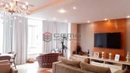 Apartamento à venda com 3 dormitórios em Flamengo, Rio de janeiro cod:LAAP33713