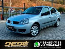 CLIO 2007/2007 1.0 EXPRESSION 16V HI-FLEX 4P MANUAL