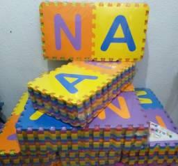 Tatame alfabeto