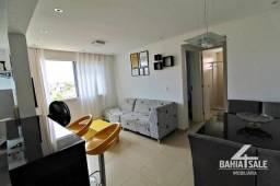 Apartamento para alugar, 49 m² por R$ 1.300,00/ano - Piatã - Salvador/BA