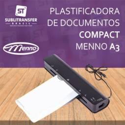 Plastificadora de Documentos Compact A3 / 127v / Menno