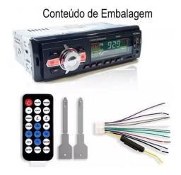 Rádio Automotivo MP3 com Bluetooth e FM 4x 25W de POTÊNCIA!!