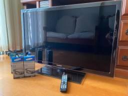 Smart TV 3D Samsung LED 40 Polegadas