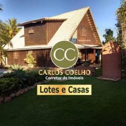 W497<br>Maravilhosa Mansão no Condomínio Orla 500 em Unamar - Tamoios - Cabo Frio/RJ