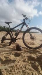 Bicicleta Aro 29 Freio a Disco Hidráulico