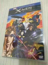 DVD X-Men animação legendado em português