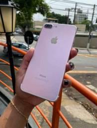 IPhone 7 plus Rose impecável 256 GB