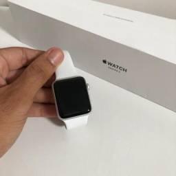 Mega Promoção - Apple Watch Série 3 38MM Com 1 Ano de Garantia + Brindes Exclusivos !