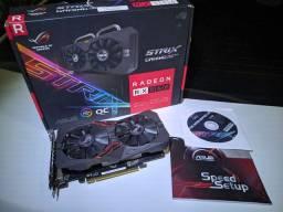 Placa de Vídeo RX 560 4GB ASUS Strix