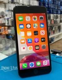 iPhone 8 Plus 64gb- Preto.