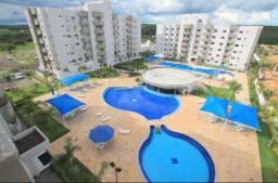 Apartamento com piscinas - Caldas Novas - GO