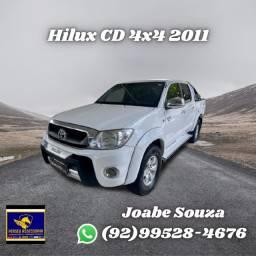 Hilux CD 4x4 2011
