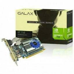 Placa de Vídeo GT 710 1GB DDR5
