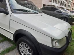 Carro Uno Mille Fire com kit gás e ar condicionado
