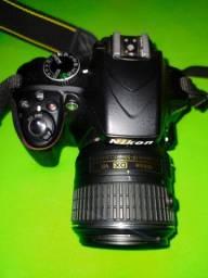 Câmera NikonD3300