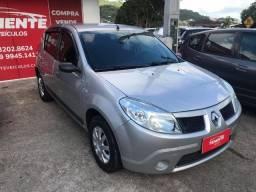 Renault Sandero Exp 1.0 ano 2009 completo