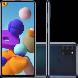 Samsung A21S Lançamento