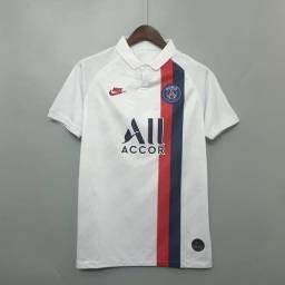 Camisa Nike PSG Branca 19/20 - Aceito Cartões