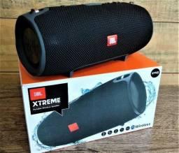 Caixa de som Bluetooth xtreme grande nova na caixa