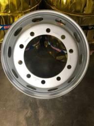 Roda disco Roadline aro 22,5 x 8,25, 13mm de espessura para pneu 295/80.