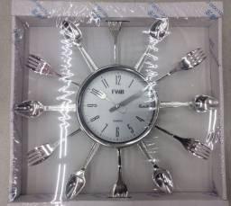 Relógio Grande de Parede para Cozinha. Novo. Diversos modelos. Super Lindo. Promoção