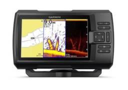 Garmin gps Striker 7cv com transducer