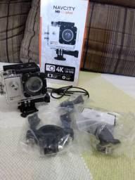 Câmera tipo Gopró