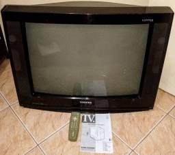 """Televisão/TV Semp Toshiba 29"""" Com Defeito"""