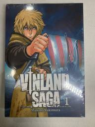Mangá Vinland Saga Volume 1 Deluxe