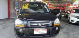 Hyundai-Tucson 2013 Automática com GNV