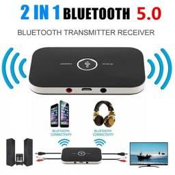 Transmissor bluetooth 5.0 tv computador fone