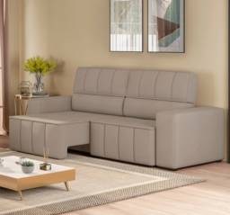 Imperdivel Oferta Sofa Retratil 240 Modelo Nagoia !!!