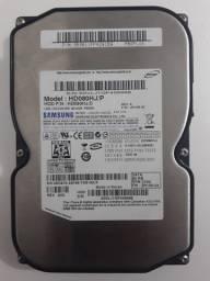 HD Samsung 80GB Compatível Com Desktop