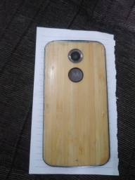 Moto x2 bambú