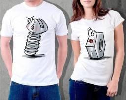 Camisas de casal