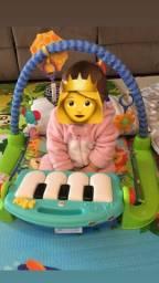 Tapete de atividades musical com piano Fisher-price