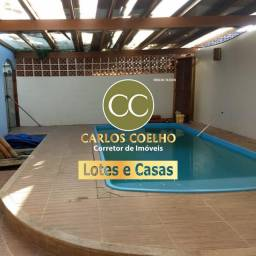 W 498 Casa no Condomínio Verão Vermelho I em Unamar - Tamoios - Cabo Frio/RJ