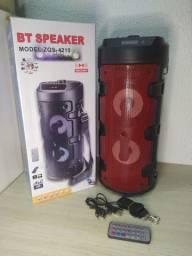 Speaker bluetooth potente