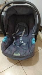 Andajar e bebê conforto